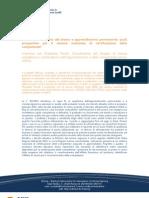Perulli - Riforma Del Lavoro e Apprendimento Permanente