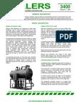 DA (Pressurized)- Specification Data Sheet (3400)