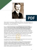 Nikola Tesla - Historia