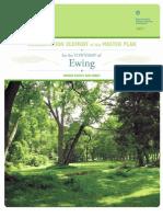 Ewing Conservation Element 2007