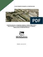 PMT PLAN DE MANEJO DE TRÁNSITO DURANTE LA CONSTRUCCIÓN INDUSTRIALES FASE II