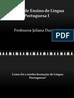 Pratica Do Ensino LP Aula 0304
