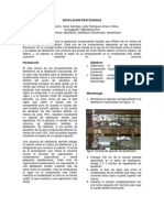 Laboratorio DESTILACION FRACCIONADA Para Imprimir