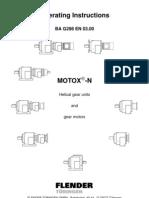 Flender - Gear Motor