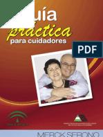 Guia Para Cuidadores de Personas Con Esclerosis Multiple