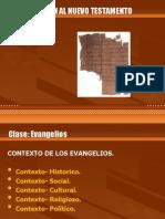 Clase 1 Evangelios