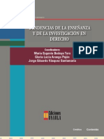 Congreso Internacional Tendencias en la enseñanza e Investigación en Derecho