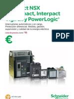 Catálogo de Breakers Compact NSX _ Masterpact _ Vigirex _ Power Logic _ SCHNEIDER ELECTRIC