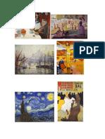 Neoimpresionismo +Postimpresionismo + Rodin (Faltan 3 Imagenes)