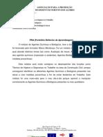 P.R.A. de Agentes Químicos e Bíológicos