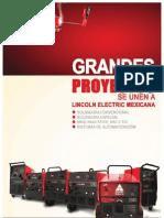 Catálogo+de+productos+Lincol+Electric+México+2011