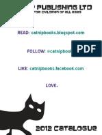 Catnip Catalogue 2012