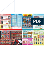 Panini Books Catalogue 2013