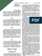 Decreto-Lei n.º 43 1989, de 3 de fevereiro (Regime de autonomia das escolas)