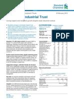 Cambridge Report by StandardChartered