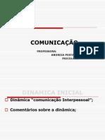 AULA - comunicação