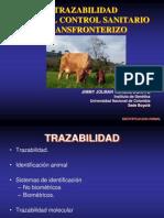 Trazabilidad Para El Control Sanitario Transfronterizo