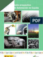 SectorAutomocion 2011 Datos2010 Esp