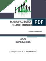 Manufactura de Clase Mundial_xiiconia2012_unprg-Lambayeque