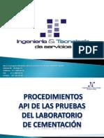 Cemetacion Lab