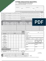 CAA 12-13 Cartilla de Evaluación 1er Grado - Secundaria