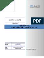 2.1.  S129-LT-G-CD-01 Criterio de Diseño LMT