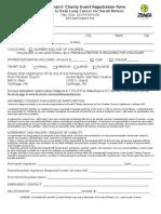 Zumbathon Registration