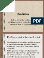 Realizmas