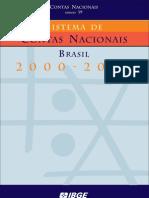 Sistema de Contas Nacionais 2005