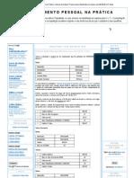 Salário Proporcional (Admissão em meses com 28,29,30 e 31 dias)