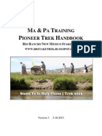 V.3 2013 Ma and Pa Training Handbook 5 10 13