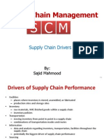 ( Supply chain drivers)