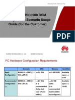 Common BSC6900 GSM Configuration Scenario Usage Guide (for the Customer)-20101124-C