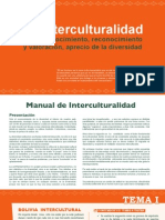 Manual Interculturalidad