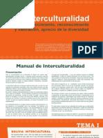 Manual Interculturalidad
