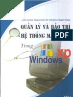 Quản lý và bảo trì hệ điều hành Window XP