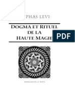 Dogma Et Ritual 1 (Levy)