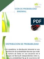 Distibucion de Probabilidad Binomial - Expo