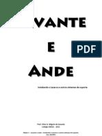 Edição 1 - Levante e Ande