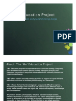 'ME' Education Project