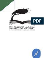 Segunda Circular Congreso Literatura 2013