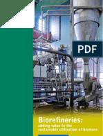 Task 42 Booklet on Biorefineries