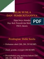 DELIK SUSILA