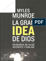 La Gran Idea De Dios - Myles Munroe.pdf