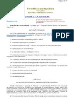 LDO 2013 - lei 12708