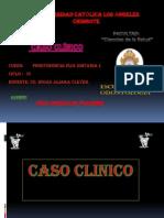 Caso Clinico Prostodoncia i
