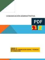 UNIDAD II MEDIOS DE COMUNICACIÓN
