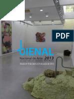 Catalogo Bienal 2013