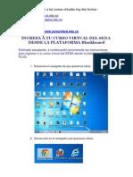 Manual de Ingreso a Sofiaplus y Blackboard