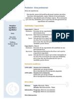 Curriculum Vitae Diferentes Colores [Formatos].docx